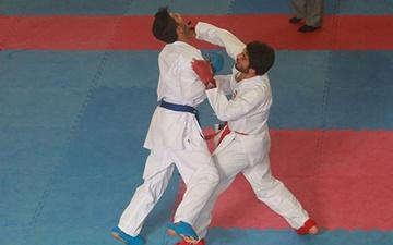 قهرمانی تیم مازندران در رقابتهای کشوری سبک گوجوکای jkf کن بوکان