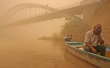 نهالکاری حداقل ۵ سال دیگر در وضعیت گرد و غبار خوزستان تغییر ایجاد میکند