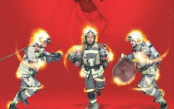 اردبیل قهرمان سومین دوره مسابقات عملیاتی ورزشی قهرمانی آتشنشانان کشور شد