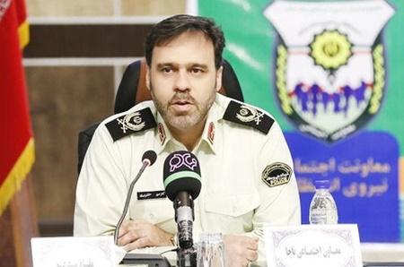 ۳۰۰ نفر از آشوبگران خیابان پاسداران دستگیر شدند | بازداشت رانندگان خودروهای مرگ