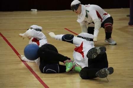 شهید هرندی و بهزیستی اصفهان قهرمان مسابقات گلبال کشور شدند