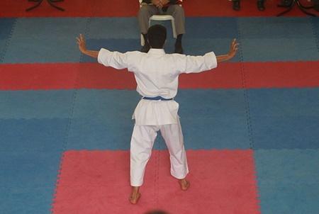 قهرمانی تهران در مسابقات کشوری سبک ایشین ریو کاراته