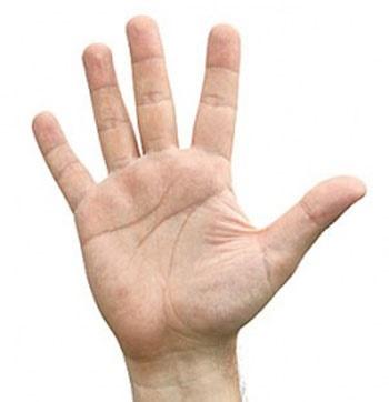 راز ۹ مشکل سلامتی در دستهای شما نهفته است