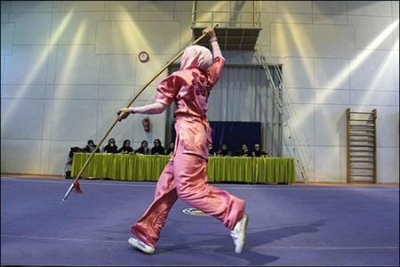تالوکاران برتر ووشوی قهرمانی دختران رده های سنی کشور معرفی شدند
