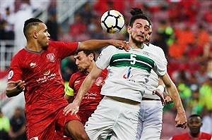 لیگ قهرمانان آسیا؛ شکست سنگین ذوب آهن در گام اول