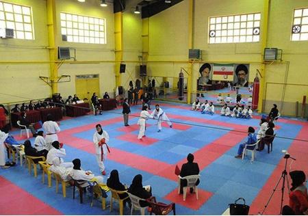 نفرات برتر کاراته انتخابی تیم ملی بانوان بزرگسال مشخص شدند