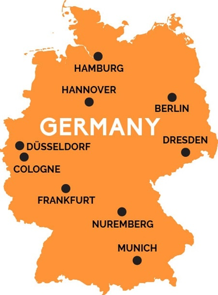 حمل و نقل عمومی رایگان، برنامه آلمان برای مقابله با آلودگی هوا