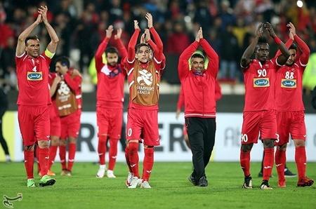 پرسپولیس؛ حداکثر ۶ امتیاز تا قهرمانی در لیگ برتر