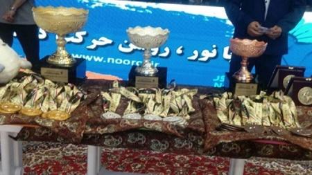 قهرمانی نفت مسجد سلیمان در لیگ برتر جودو کشور