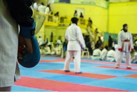 قهرمانی مازندران در کاراته انتخابی تیم ملی دختران رده پایه