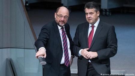 ادامه کاهش بی سابقه محبوبیت حزب سوسیال دمکرات  آلمان
