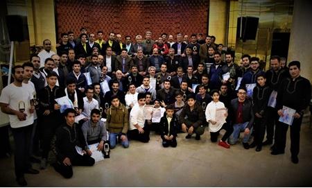 گروه های برتر مرشدان جشنواره هفتم ایران انتخاب شدند