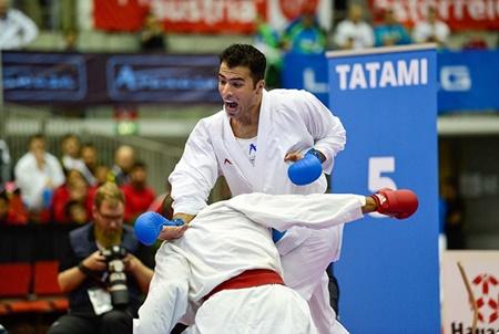پایان کار کاراته کاهای ایران در مرحله دوم لیگ کاراته وان با یک نقره و ۵ برنز
