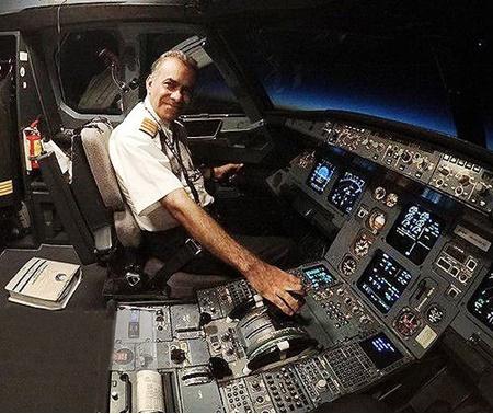تحلیل کاپیتان پاکروان از حادثه سقوط پرواز تهران- یاسوج