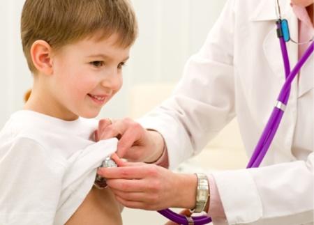 نکته بهداشتی: نخستین ویزیت متخصص کودکان