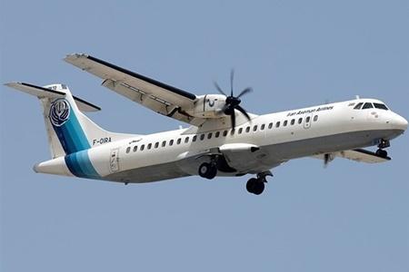 آشنایی با هواپیمای ATR-۷۲