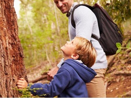 طبیعت درمانی خانواده محور؛ روش درمانی جدید برای کودکان اوتیسمی