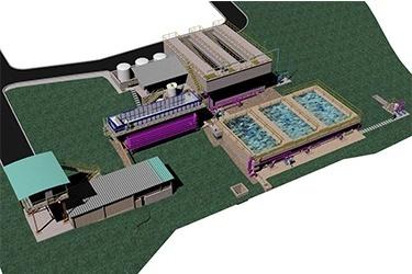 ساخت فتورآکتور چرخه ای تصفیه پساب های صنعتی با نانوذرات