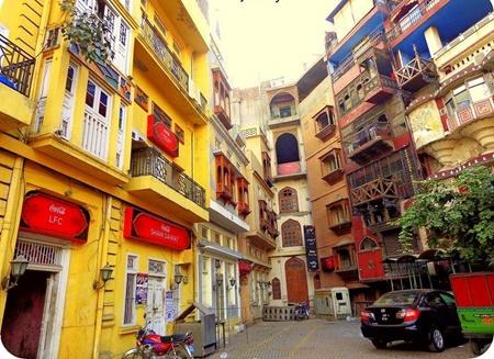 لاهور قدیم | مرکز شکوه و عظمت پاکستان