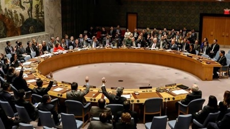 شورای امنیت قطعنامه آتش بس ۳۰ روزه در سوریه را تصویب کرد