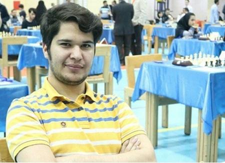 قهرمانی مصدق پور در مسابقات بین المللی شطرنج کارون