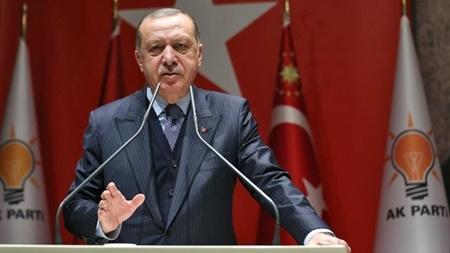 اردوغان: کشتار غیرنظامیان در خون ما نیست
