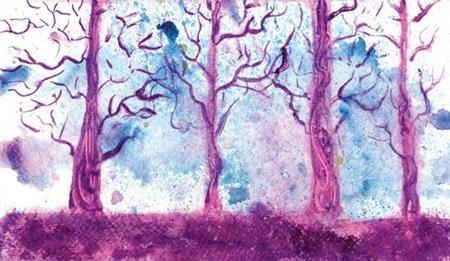 «رباعی های درختی» و هفت شعر دیگر