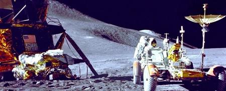 ۱۸۰ تن زباله انسانی روی ماه