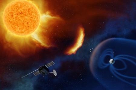 ایجاد پست دیده بانی برای خورشید توسط اروپا