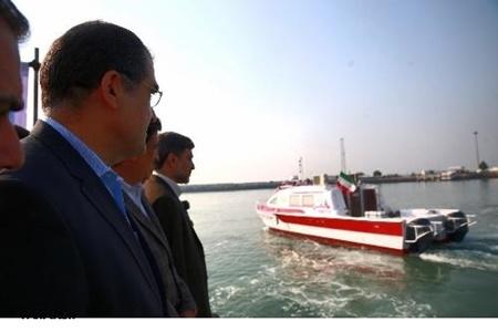 ورود سه فروند آمبولانس دریایی پیشرفته به کشور در سال آینده