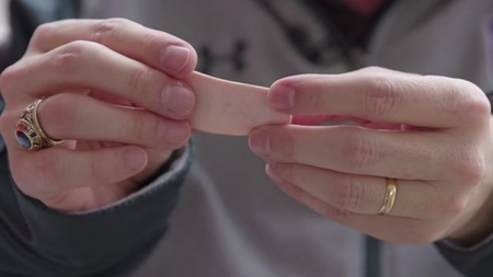 ابداع فناوری پوشیدنی برای کمک به بیماران سکته مغزی