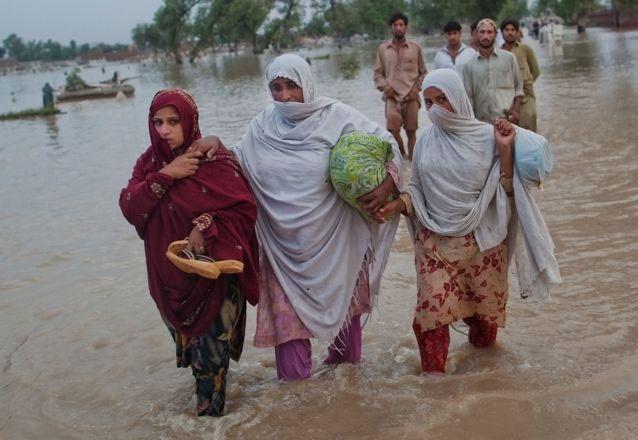 زنان در مقابل تغییرت اقلیمی آسیبپذیرتر از مردان هستند