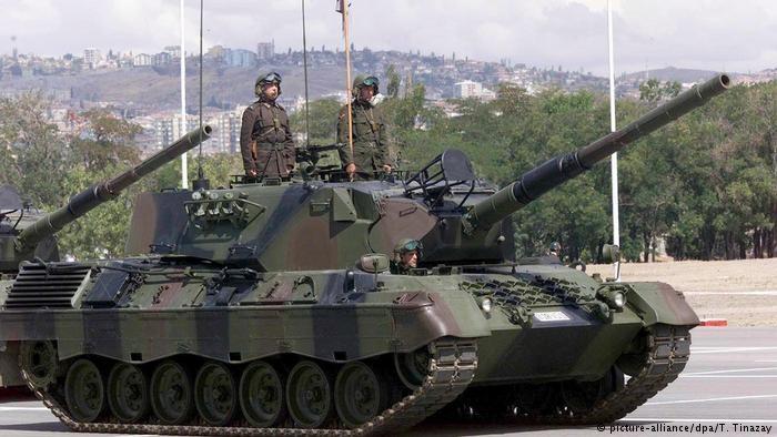ارسال تسلیحات آلمان به مناطق بحرانی جهان