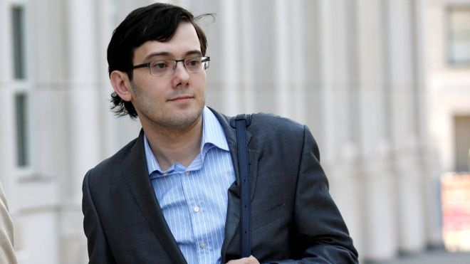 هفت سال زندان برای نابغه صنعت داروسازی آمریکا
