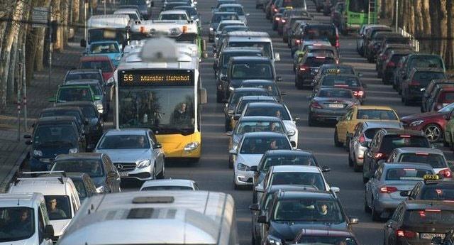 حمل و نقل عمومی در بروکسل در مواقع آلودگی هوا رایگان شد