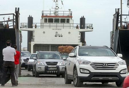 شرایط ورود خودرو به جزیره کیش در ایام نوروز