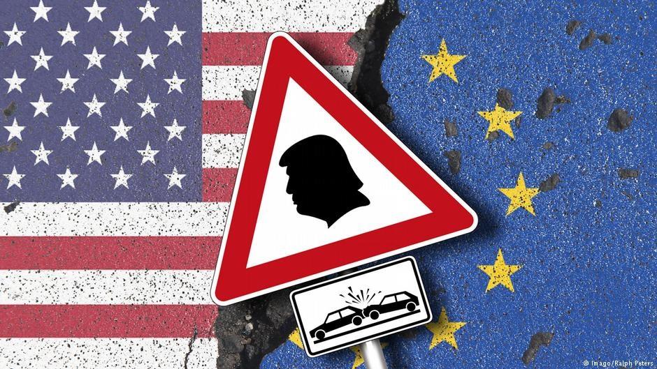 پرده جدیدی از جنگ تجاری آمریکا با اتحادیه اروپا