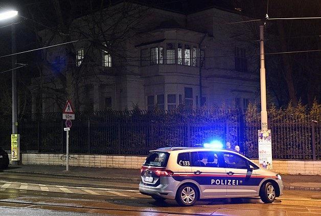 پلیس اتریش: تحقیق درباره انگیزه حمله به اقامتگاه سفیر ایران جریان دارد