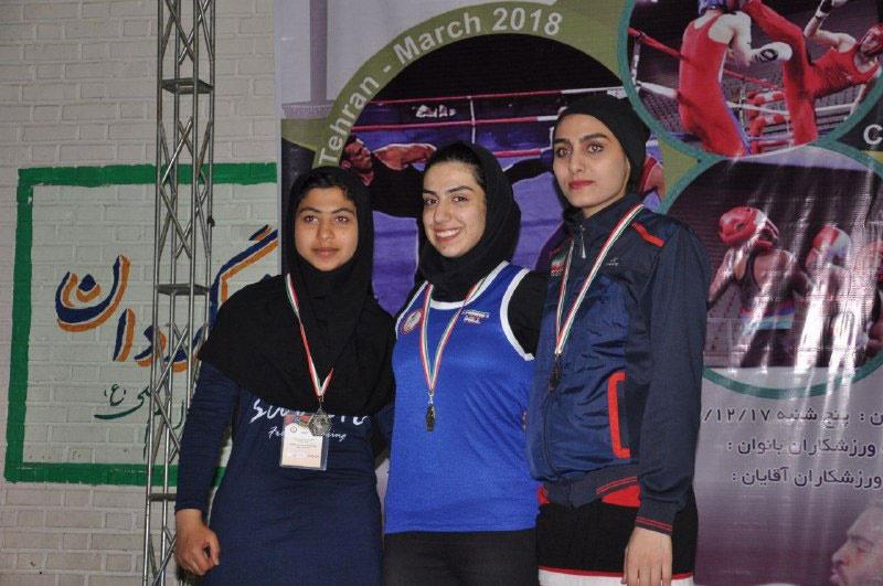 تهران قهرمان دهمین دوره مسابقات ملی ساواته بانوان شد