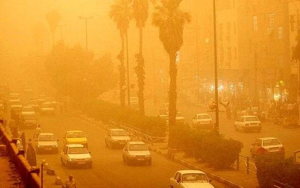 اکثر مناطق خوزستان به کانونهای فوق حاد ریزگردها تبدیل شدهاند