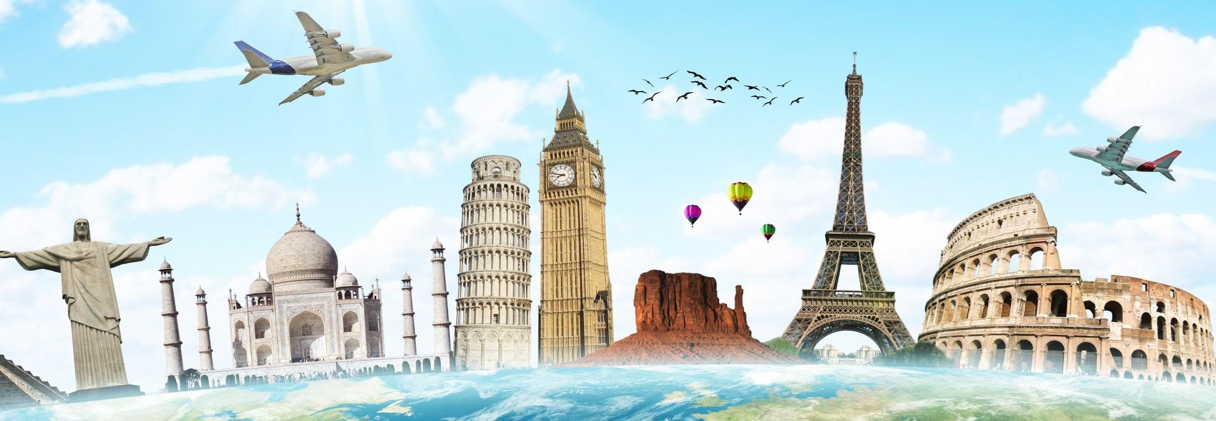 جاذبههای گردشگری جهان