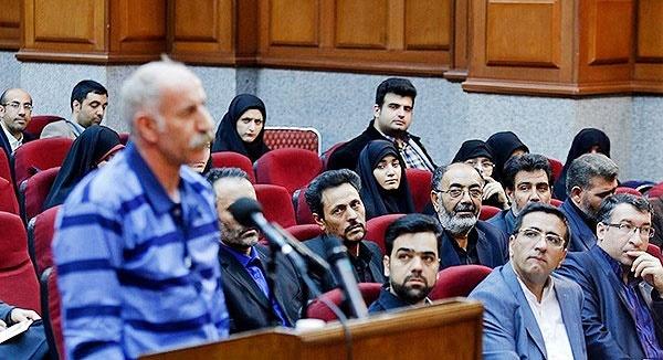 گزارش سومین جلسه دادگاه محمد ثلاث؛ عاشق اعدامم