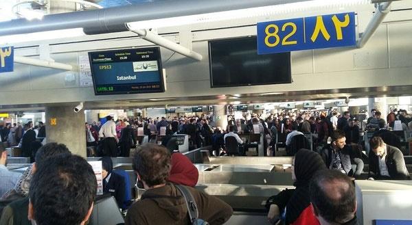 آخوندی خبر داد: افزایش ۱۴ درصدی ظرفیت فرودگاه امام (ره) در نوروز