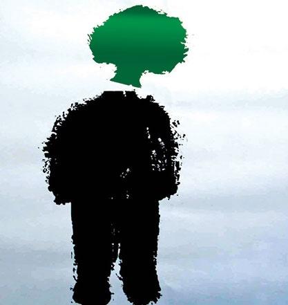 انسان در مقابل طبیعت