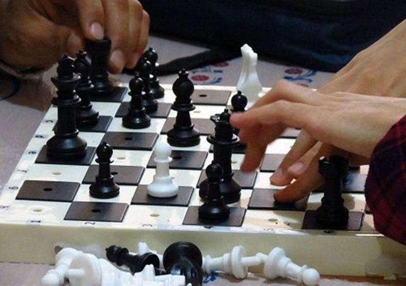درخشش شطرنجبازان نابینا و کمبینا در جام فردوسی