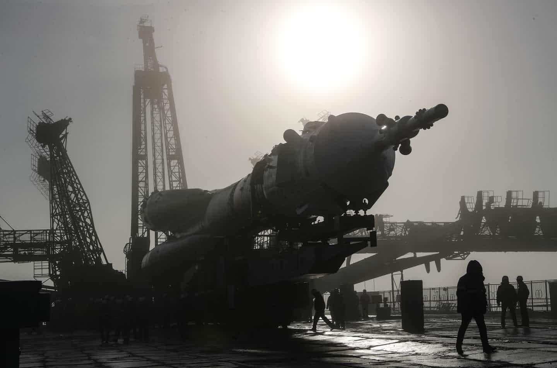 عکس روز: موشکی برای پرتاب سویوز