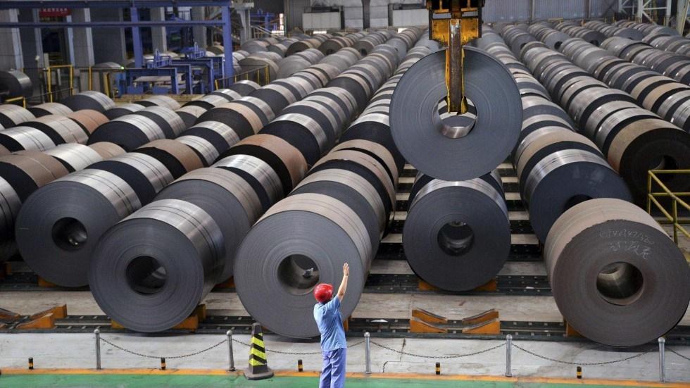 واکنش اتحادیه اروپا به تعرفه گمرکی آمریکا بر واردات فولاد