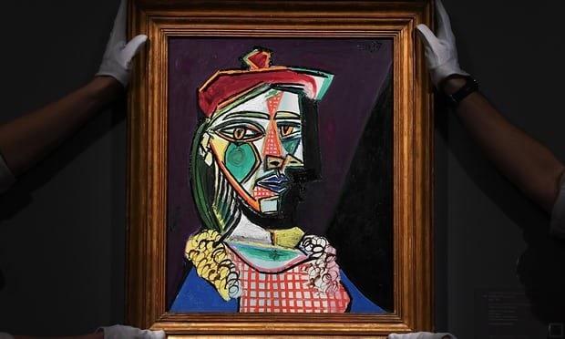 خرید ۱۳ نقاشی پیکاسو در یک هفته