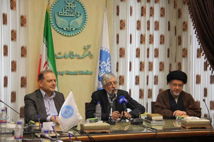 سلسله سخنرانیهای دکتر حداد عادل: نوروز در فرهنگ ایرانی