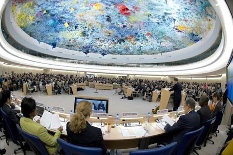آمریکا اعلام کرد: شاید از شورای حقوق بشر سازمان ملل خارج شویم